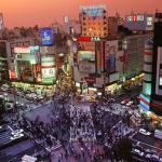 Bild der Stadt Tokio aus 1Q84